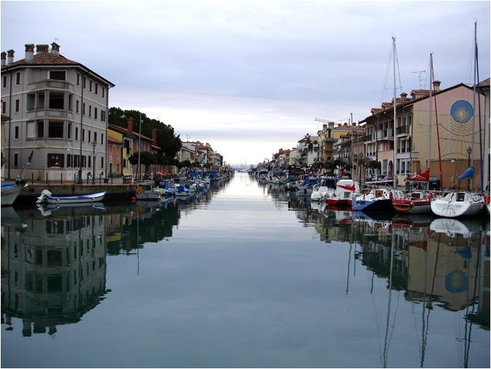 Venecijos Lagūna, vienas pagrindinių turizmo objektų Italijoje